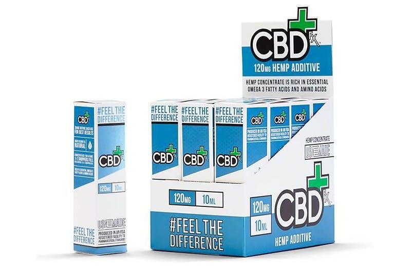 CBDfx Vape Additives Review