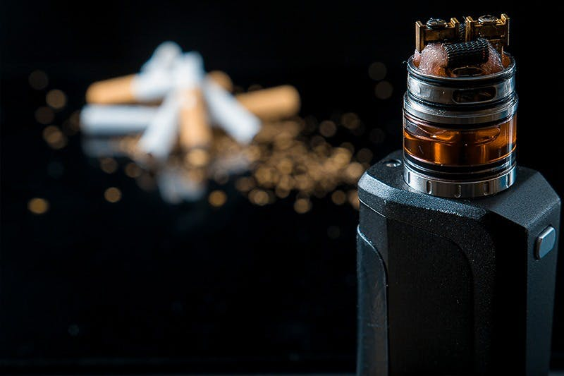 Vaping vs. Smoking: Is Vaping Bad for You, Too?