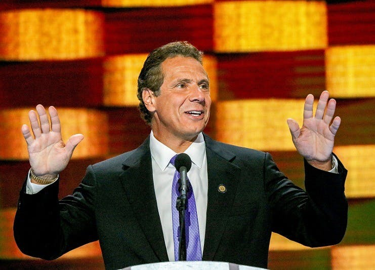 NY Gov Wants a Flavor Ban and Tax But Embraces Legal Pot