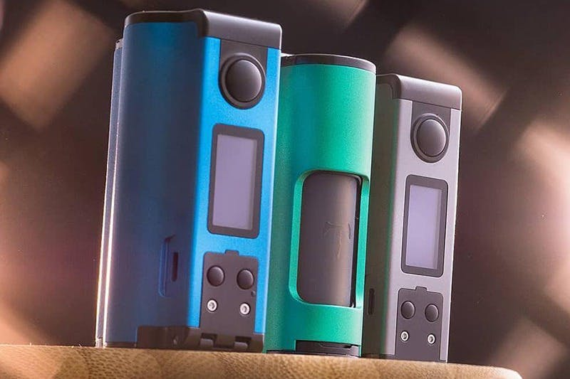 Dovpo x TVC Topside Dual Squonk Mod: Test Results Are In