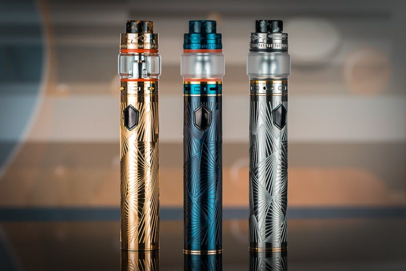 Famovape Fat Baby Mesh Starter Kit | Several Battery Options