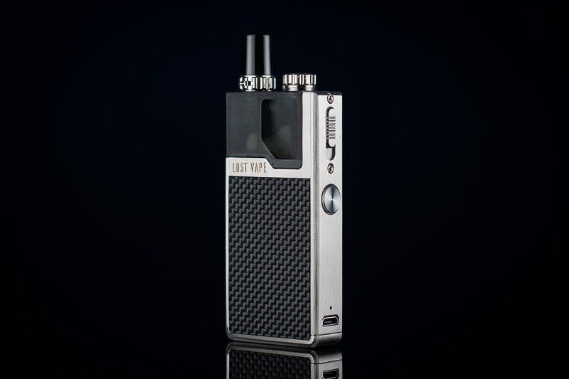 Lost Vape Orion Q Review | Half the Price of the GO