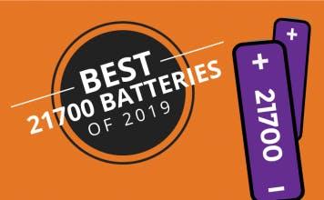 Best 21700 batteries
