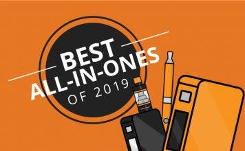 The Best Vapes of 2019 - Discover The Top Rated Vapes On The Market