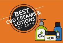 best cbd creams and lotions