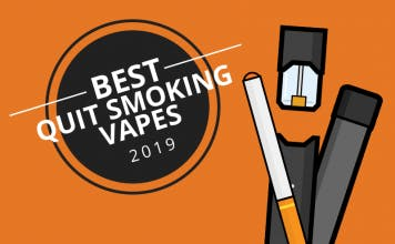 Best Vapes to Quit Smoking Thumbnail