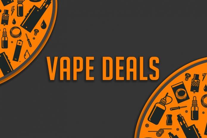 Weekly Vape Deals