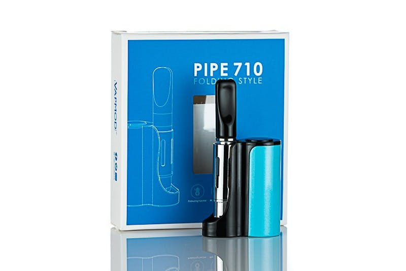 Vapmod Pipe 710 Review: A Classy Way to Vape CBD & THC Oil