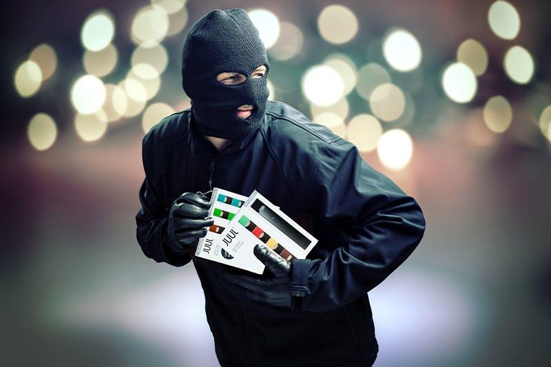Masked Thieves Pull Off Daring JUUL Heist [VIDEO] - Vaping360