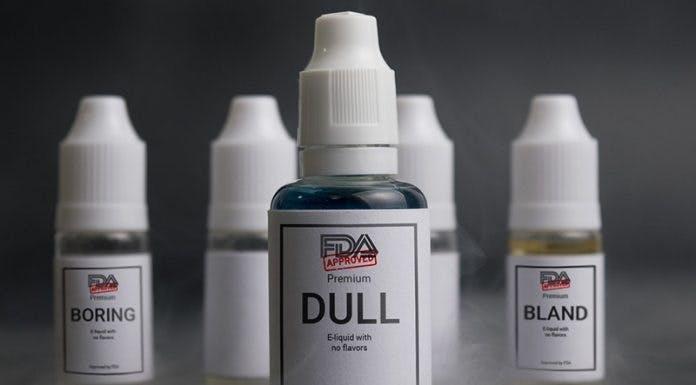 FDA's new flavor guidance