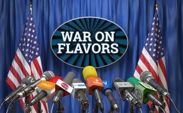 Flavor ban in Congress