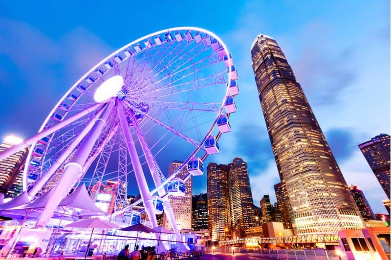 Hong Kong Risks Huge British Tourism Losses with Vaping Ban - Vaping360