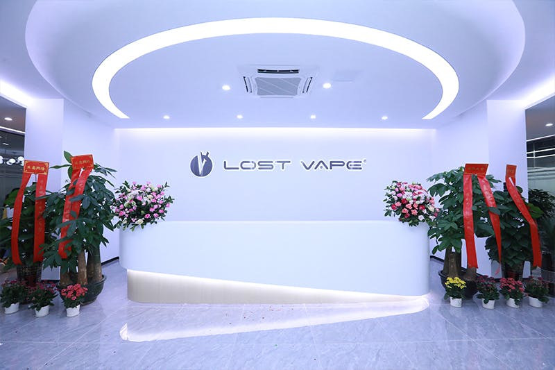 Lost Vape Press Release: Factory Relocation, Product Lines and Announcement of the LYRA
