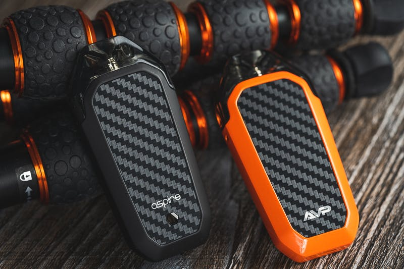 Aspire AVP Review: Premium Feel and Great Performance