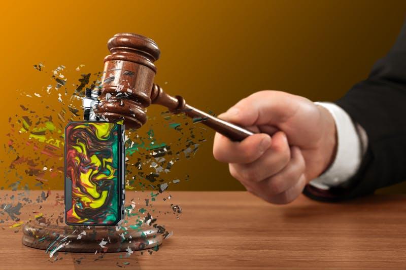 Federal Judge Strikes Down FDA's Postponed PMTA Deadlines - Vaping360