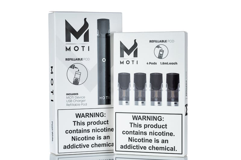 Moti Pod Vape Review
