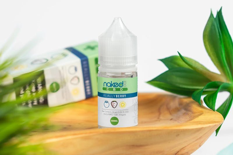 Naked 100 CBD review
