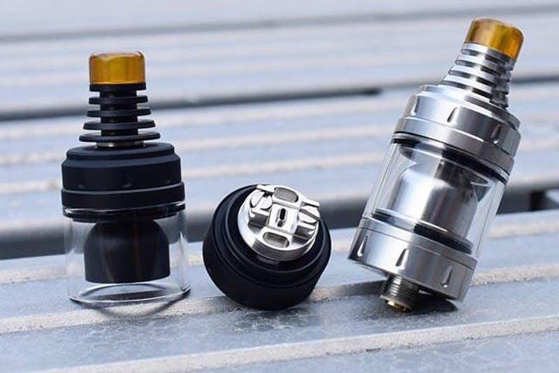 Vandy Vape Berserker Mini V1 5 Review: The Best MTL RTA for