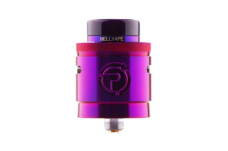 Hellvape & SMM Passage RDA Review
