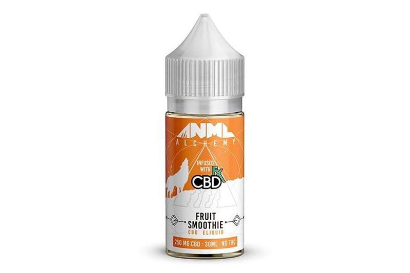 CBDfx ANML Alchemy Fruit Smoothie