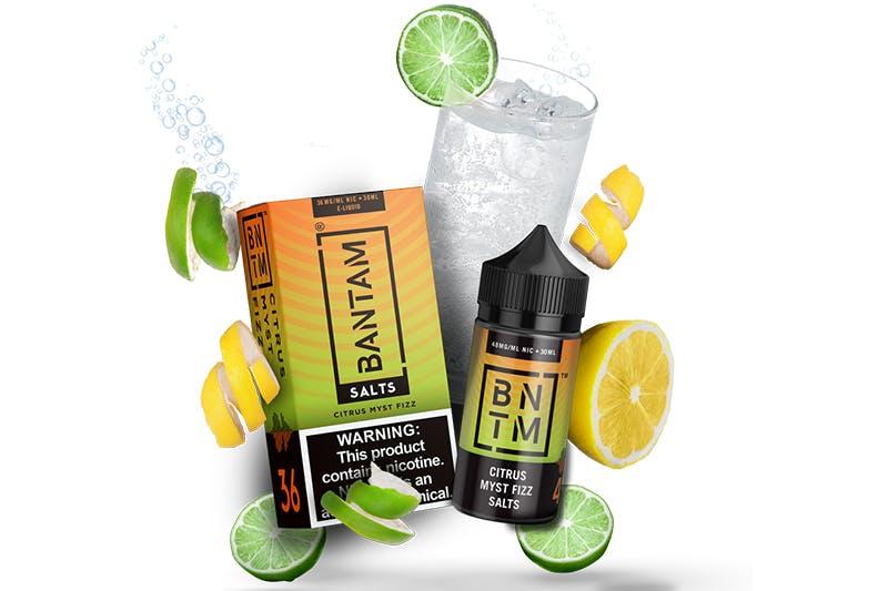 Bantam Citrus Myst Fizz E-Liquid