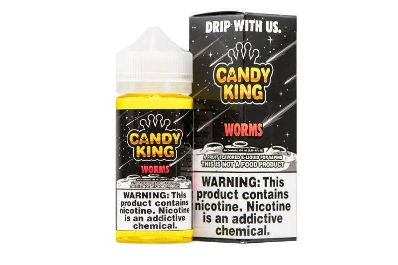 Candy King E-Liquid Recalled for Incorrect Nicotine Level