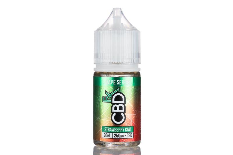 CBDfx Vape Juice Strawberry Kiwi