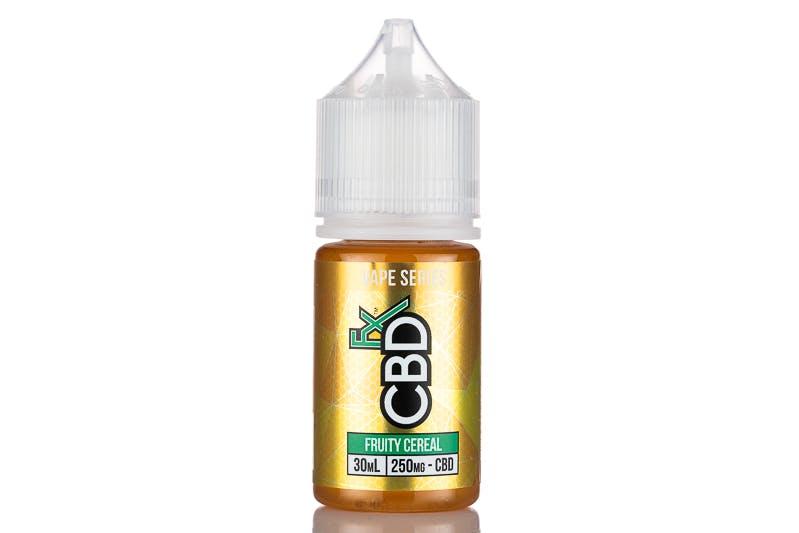 CBDfx Vape Juice Fruity Cereal