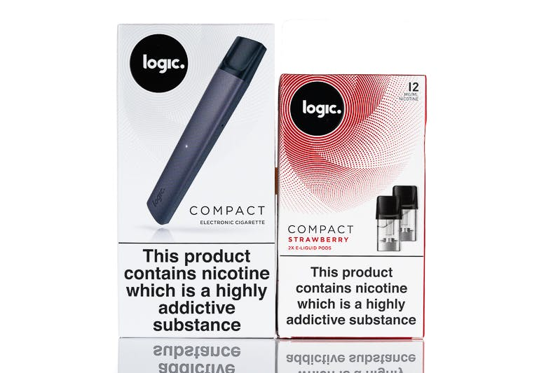 Logic Compact with pod pack