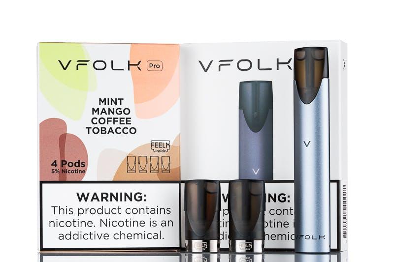 VFOLK Pro Kit Review: Featuring FEELM Inside - Vaping360
