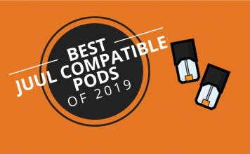 Best JUUL Compatible pods for Nicotine and CBD Thumbnail