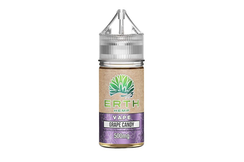 Erth CBD Grape Candy
