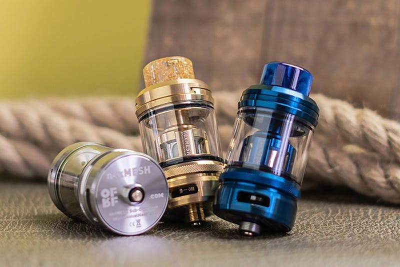 OFRF nexMESH Sub Ohm Tank Review | OFF the Charts!