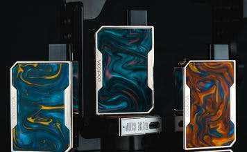 Voopoo Drag Nano Review