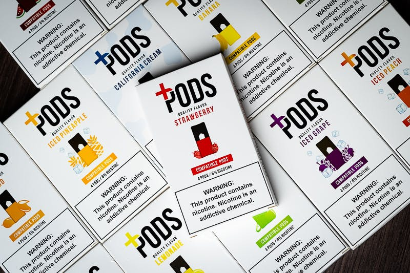 Plus Pods Review: Your Favorite Flavors Now in 6% - Vaping360