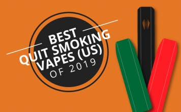 best quit smoking vapes