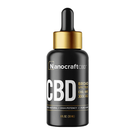 Nanocraft CBD Gold Series