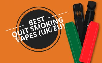 best quit smoking vapes for EU and UK thumbnail