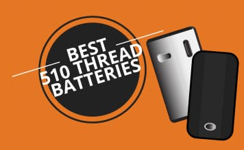 Best 510 thread vape batteries - thumbnail