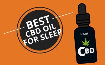 Best CBD Oil for sleep thumbnail
