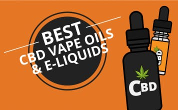 best cbd vape oils and e-liquids thumbnail