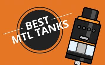 Best mtl vape tanks thumbnail