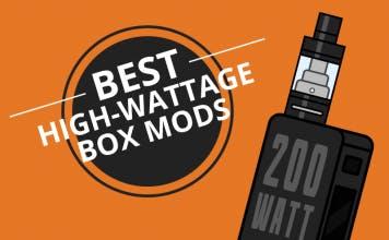 Best high-wattage vape mods thumbnail