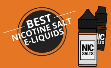 Best nicotine salt e-liquid
