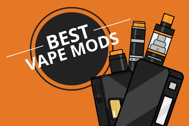The Best Vape Mods of the Most Popular Categories [Mar, 2020]