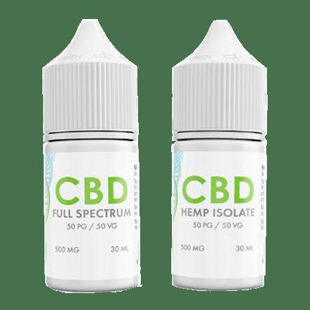 VaporFi CBD Custom Blend