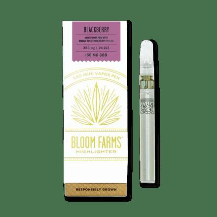 Bloom Farms Mini Pen cbd vape pen