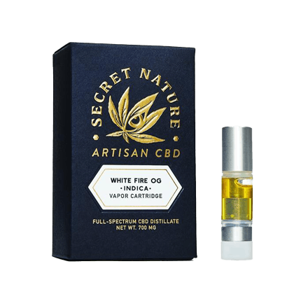 Secret Nature CBD Vape
