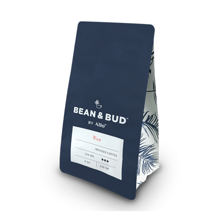 Bean & Bud Rise Coffee CBD