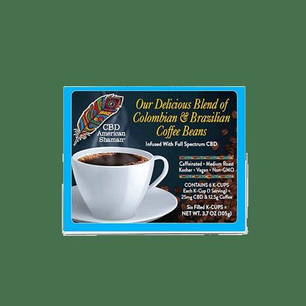 CBD American Shaman Coffee